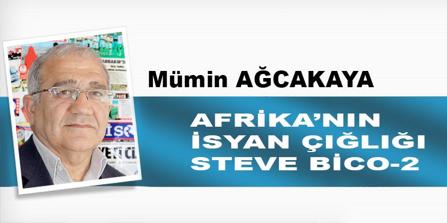 AFRİKA'NIN İSYAN ÇIĞLIĞI STEVE BİCO-2
