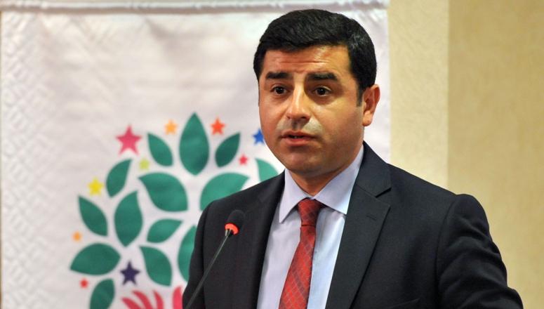 Demirtaş'tan Temelli'ye destek
