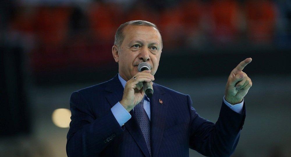 Erdoğan'dan yerel seçim açıklaması
