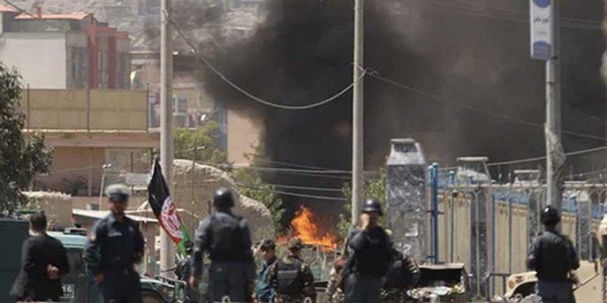 Cumhurbaşkanlığı Sarayı'na roketli saldırı