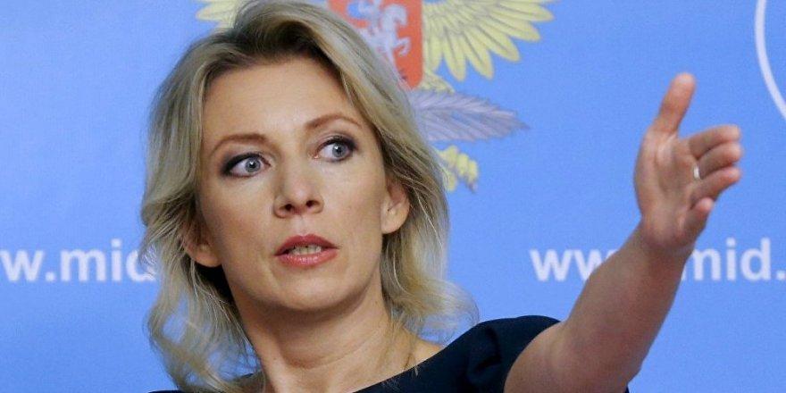 ABD yaptırımına Rusya'dan cevap: Ajitasyon Yapıyorlar