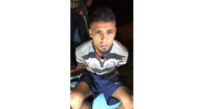 Cinayet Zanlısı Tutuklanarak Cezaevine Gönderildi