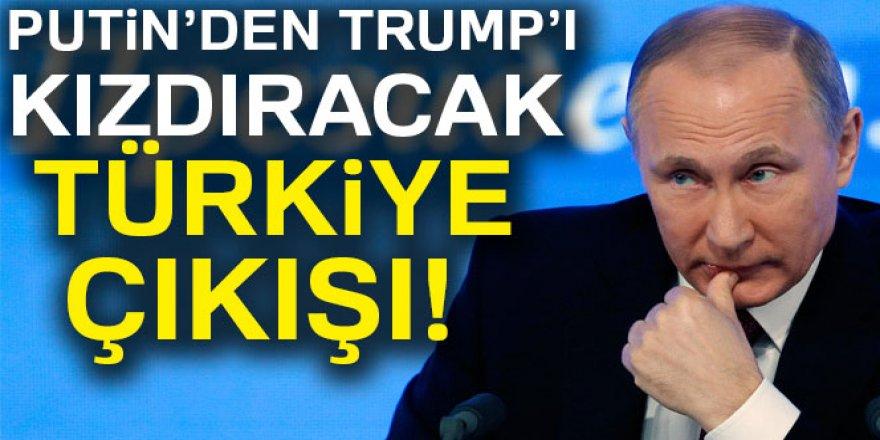 Putin: Türkiye ile Suriye krizinde ekonomik işbirliği yapabiliriz