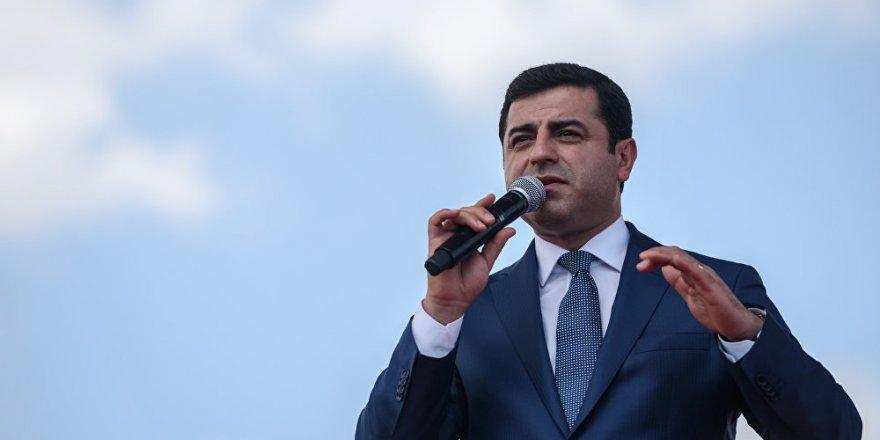 Adalet Bakanlığı: Demirtaş'ın Seçim Hakkı İhlal Edilmedi