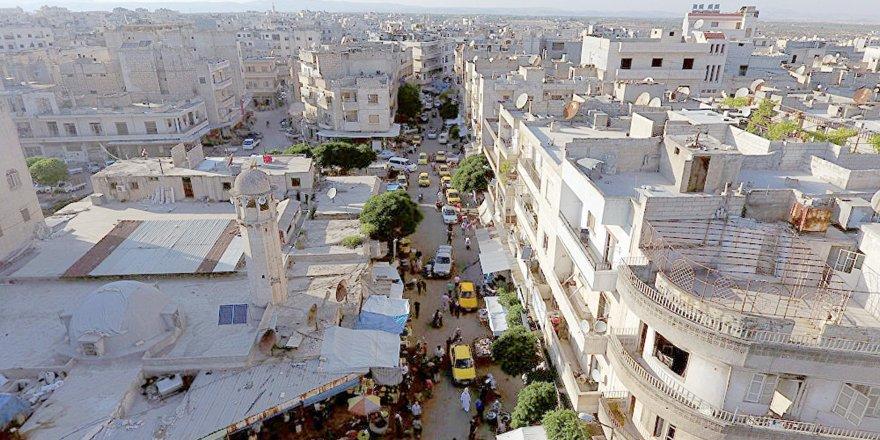 Rus uzman: Palmira ve İdlib'de en kısa zamanda provokasyon olabilir