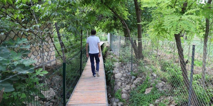 Savur'a Yürüyüş Yolu