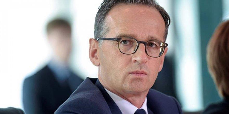 Almanya'dan Dışişleri Bakanından açıklama