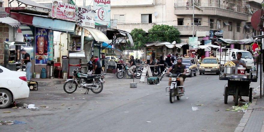 İdlib havadan ve karadan vuruldu: Tedirgin bekleyiş sürüyor...