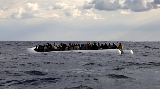 Akdeniz'de yeni facia!