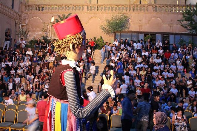 Mardin'de festival renkleri