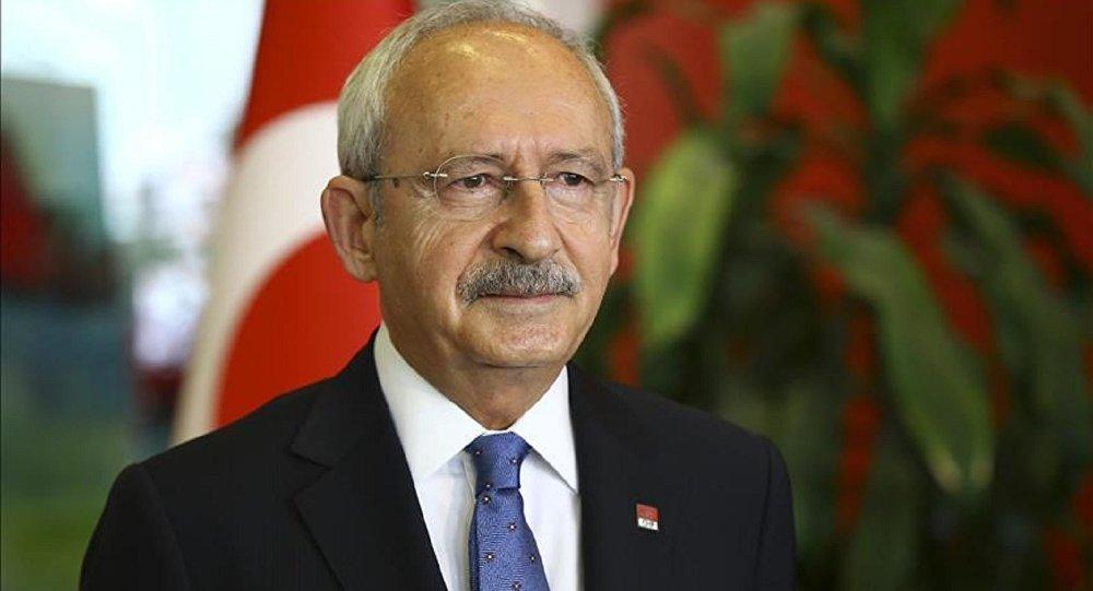 Kılıçdaroğlu: Bir devleti düşünün!