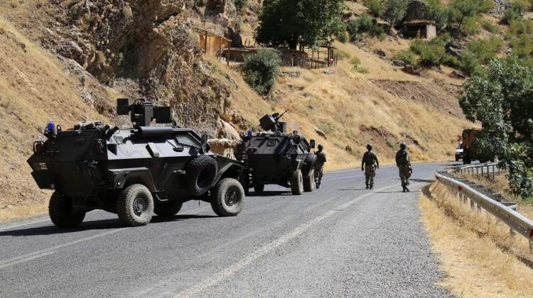 26 yer 'Geçici Özel Güvenlik Bölgesi' ilan edildi