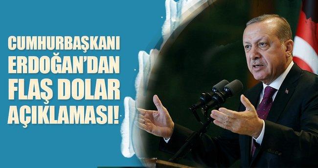 Erdoğan'da zamlara isyan etti