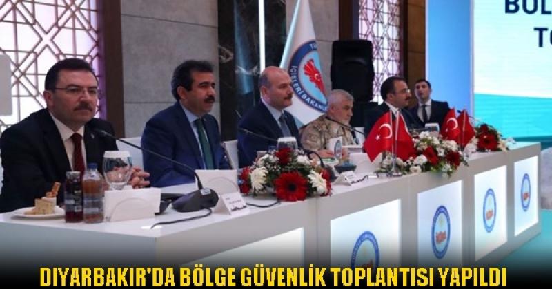 Bakan Soylu Diyarbakır'da!