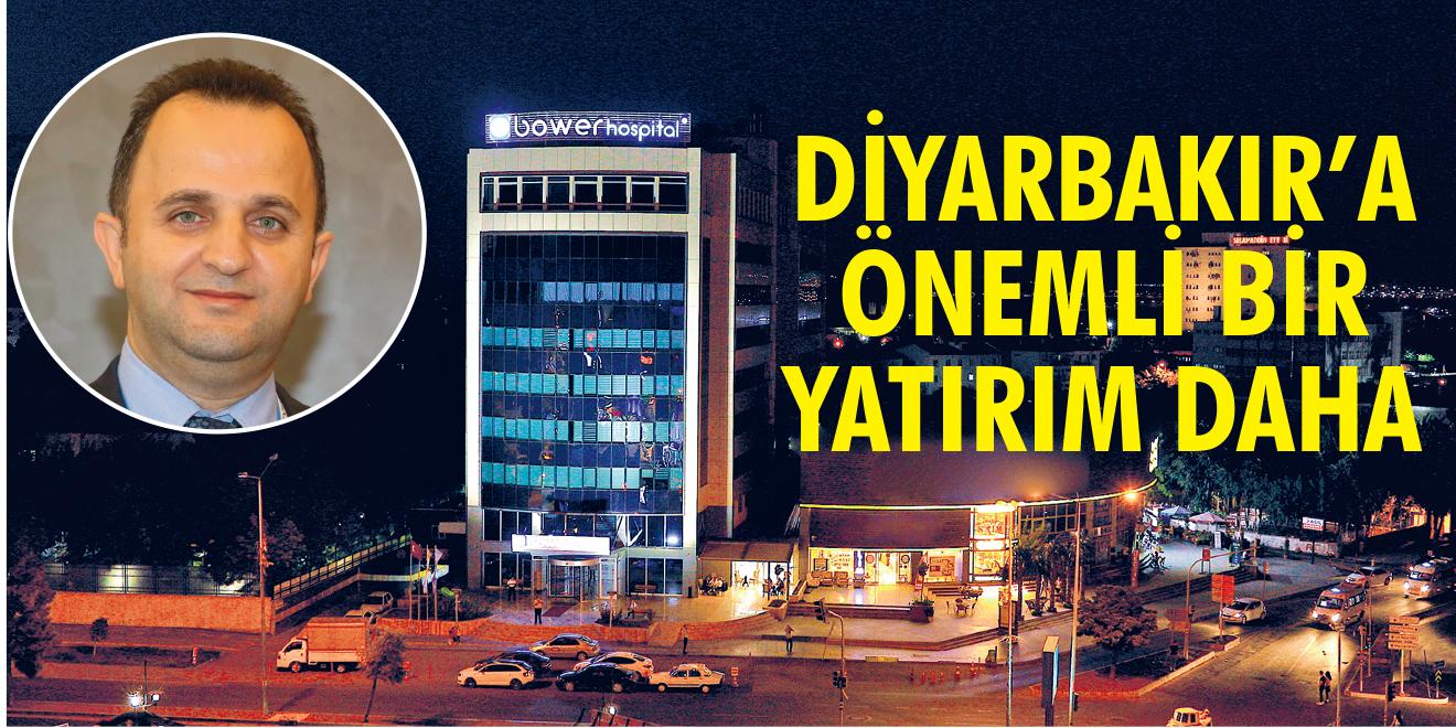 Diyarbakır'a önemli bir yatırım daha