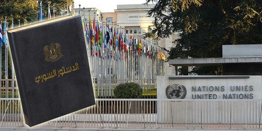 ABD'den Suriye'ye 'bölgesel hükümet' önerisi