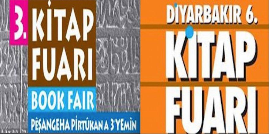 Kitap Fuarı afişinde artık  Kürtçe ve İngilizce  yok!