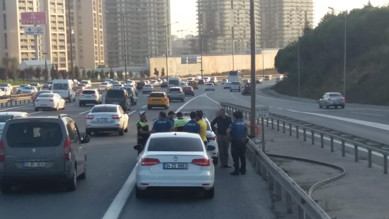 Amedspor'a bir ceza da trafik polislerinden!