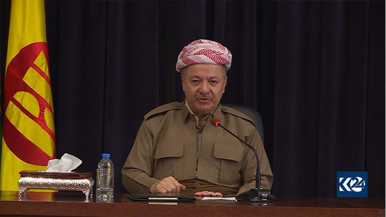 Barzani: Kerkükte idari makamlar verilebilinir
