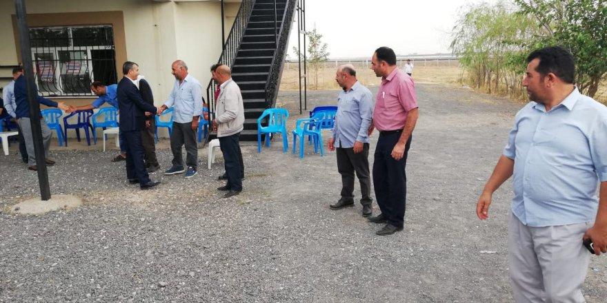 AK Parti Kayapınar'da Yerel Seçim Startı
