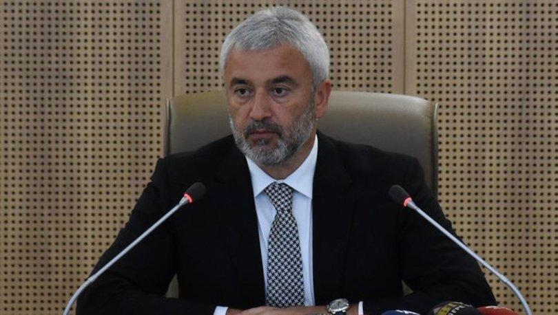 AK Partili Belediye başkanı istifa etti