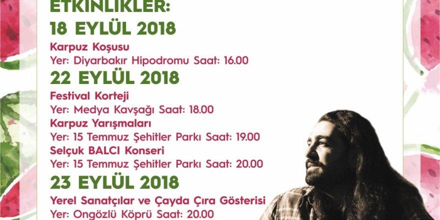 Kamuda tasarruf tebdirleri, Diyarbakır Karpuz Festivali'ni iptal ettirdi