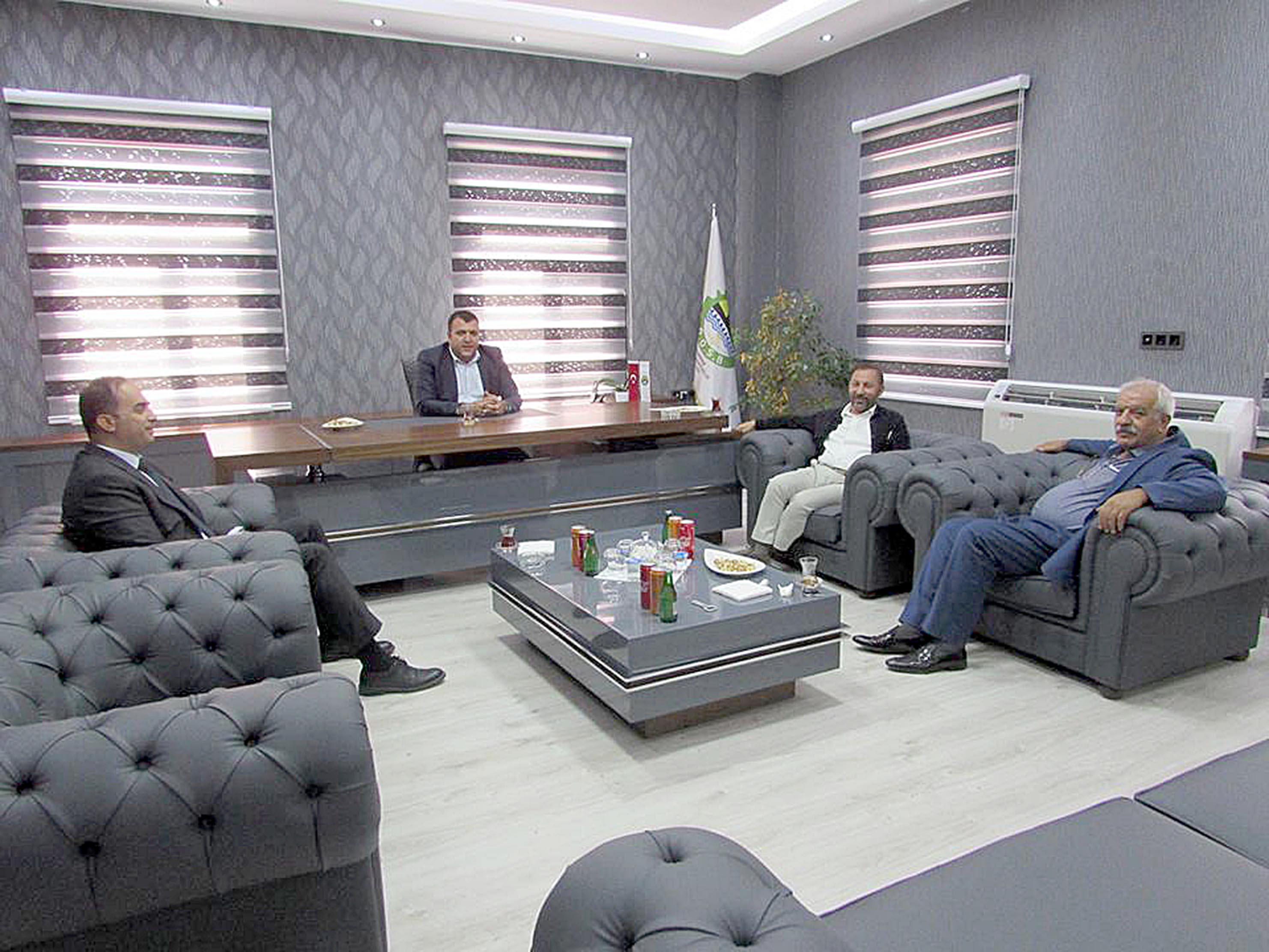 Dev lojistik firmasından Diyarbakır'a yatırım!