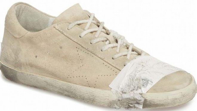 Alay etmedikleri bir fakirliğimiz kalmıştı: Bu ayakkabının fiyatına şaşıracaksınız