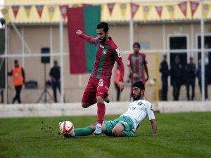 Diyarbakır Büyükşehir Belediyespor, 3 maç aradan sonra kazandı