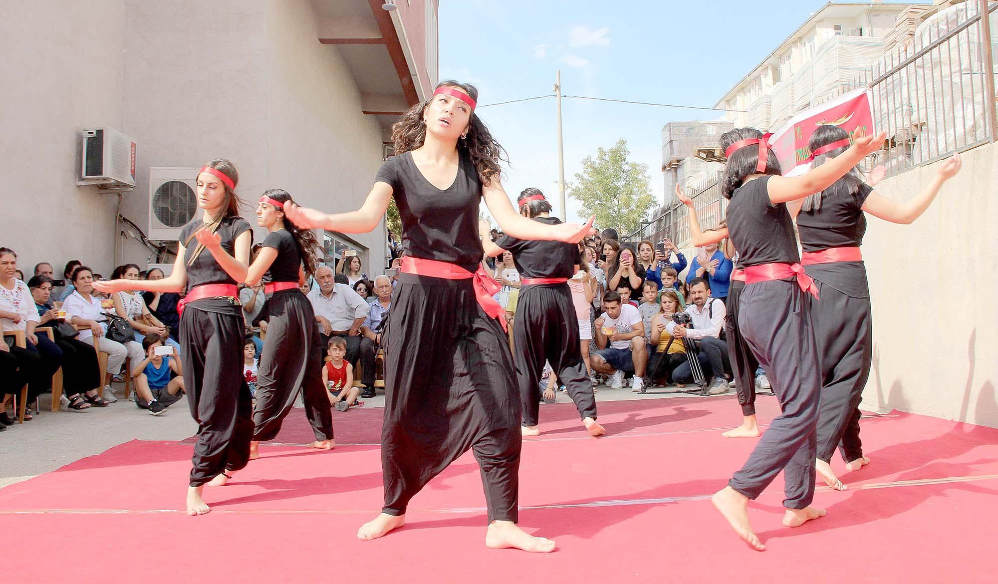 Diyarbakır'da Kerbela şehitleri için anma etkinliği