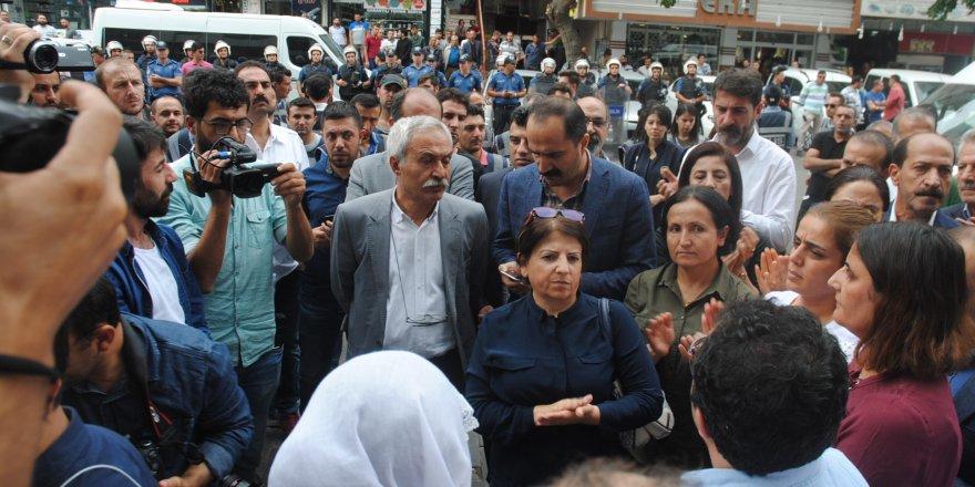 Gözaltılara karşı HDP'den açıklama