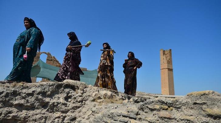 'UNESCO'ya ev kadınlarından destek!