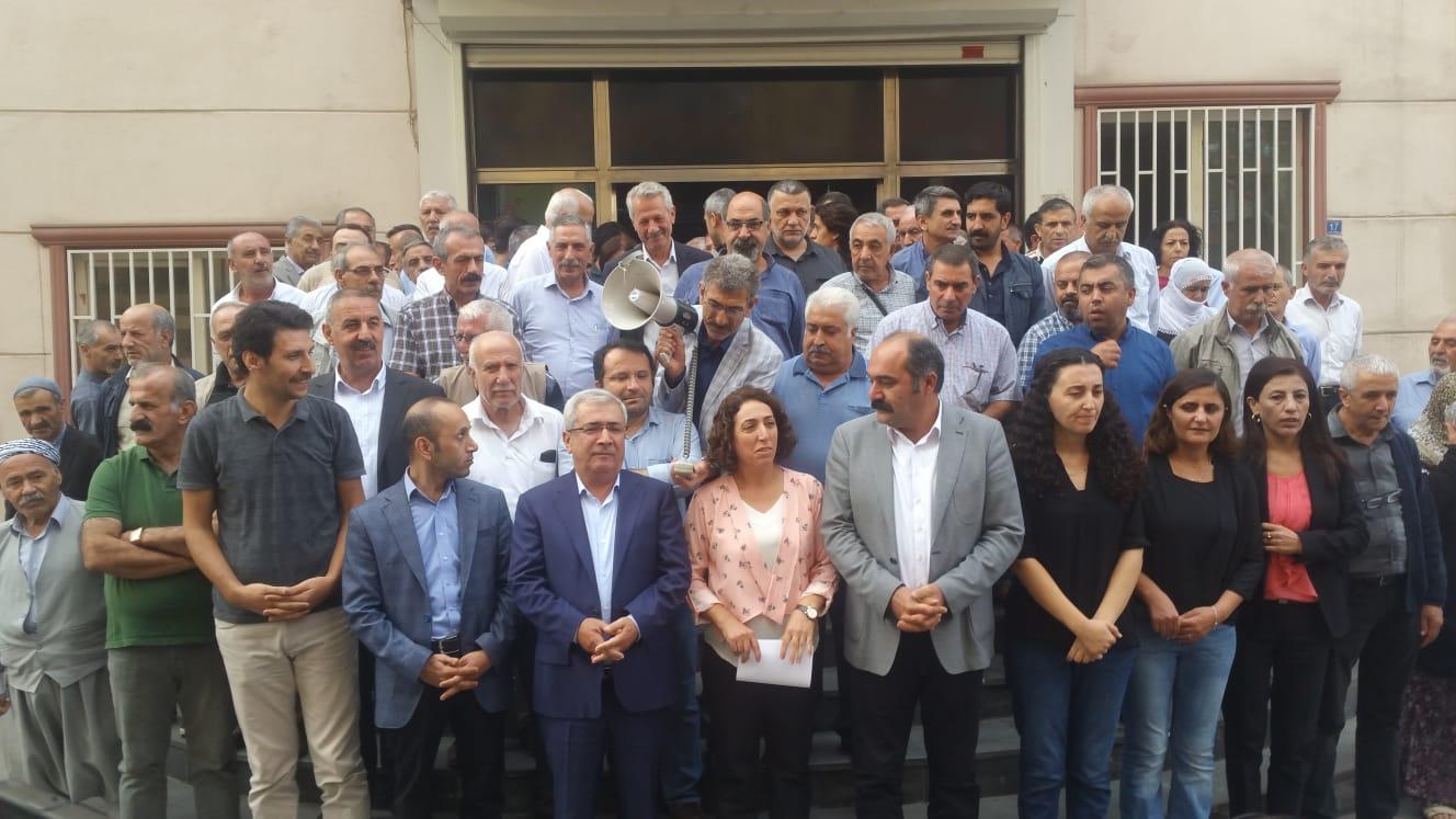HDP ve DTK'dan operasyon açıklaması
