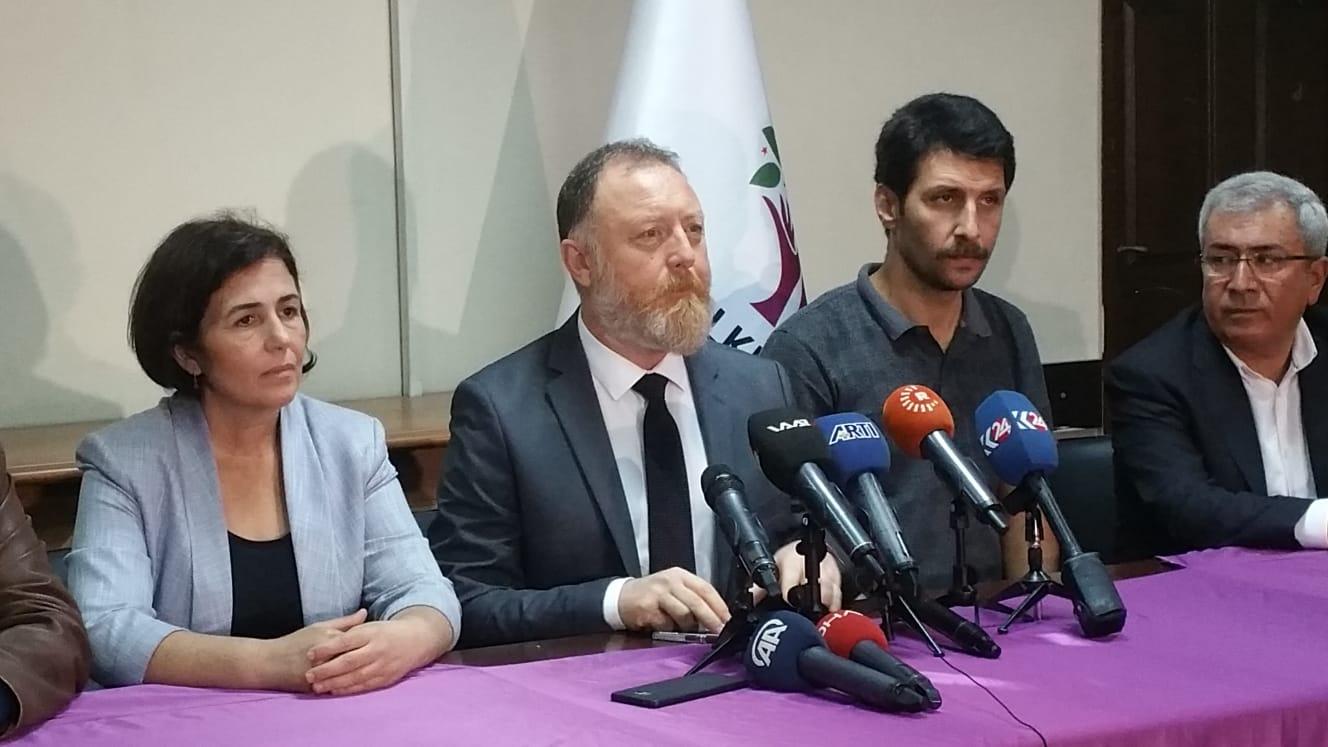 HDP'li Temelli: İhbarı kimin yaptığını biliyoruz