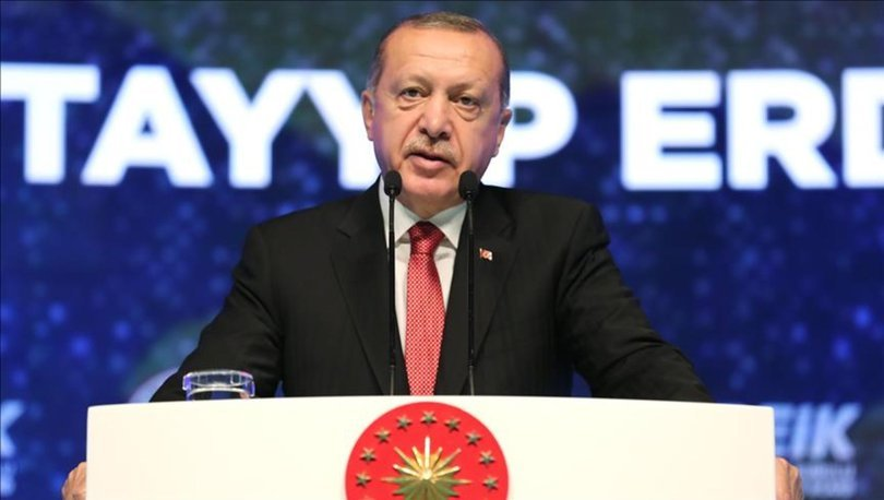 Erdoğan: Yargı bağımsızlığını yaşayarak öğrendim