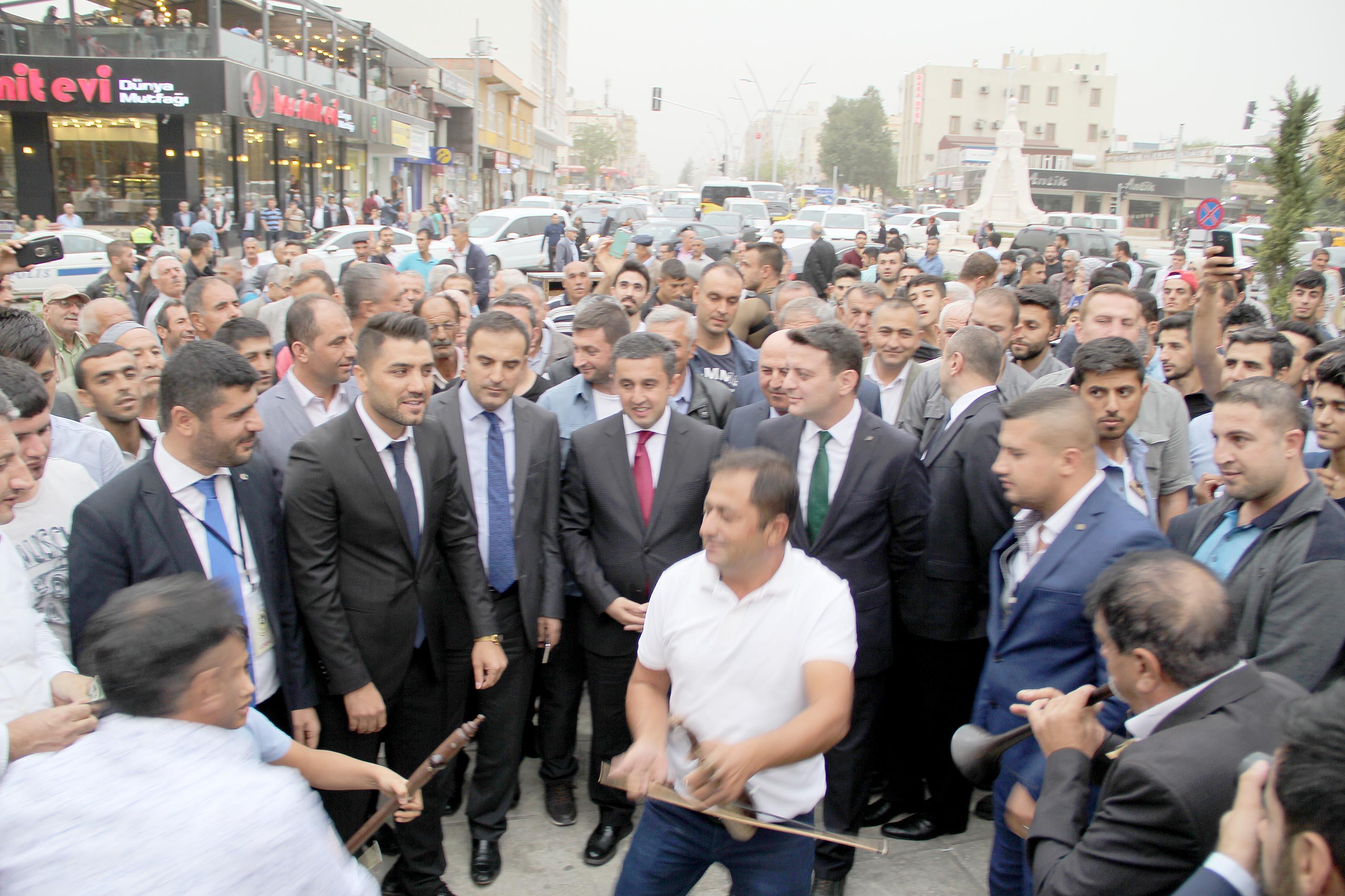 Midyat'ta 1. Kültür ve Sanat Festival'i başladı