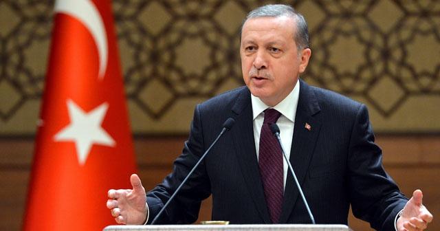 Erdoğan: CHP'nin İş Bankası hisselerini inşallah Hazine'ye devredeceğiz