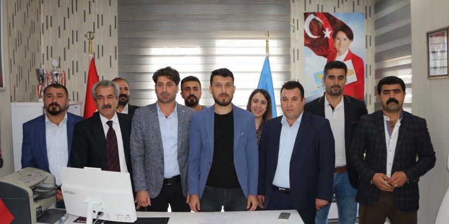 Şırnak'ta İYİ Parti ilçe başkanları istifa etti