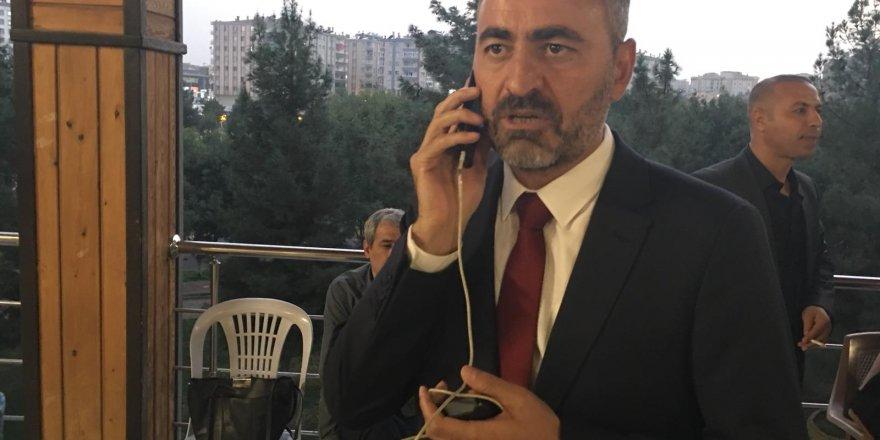 Diyarbakır Barosunun Yeni  Başkanı Cihan Aydın