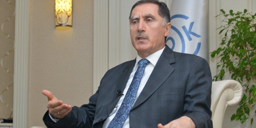 Kamu Başdenetçisi Malkoç Diyarbakır'da