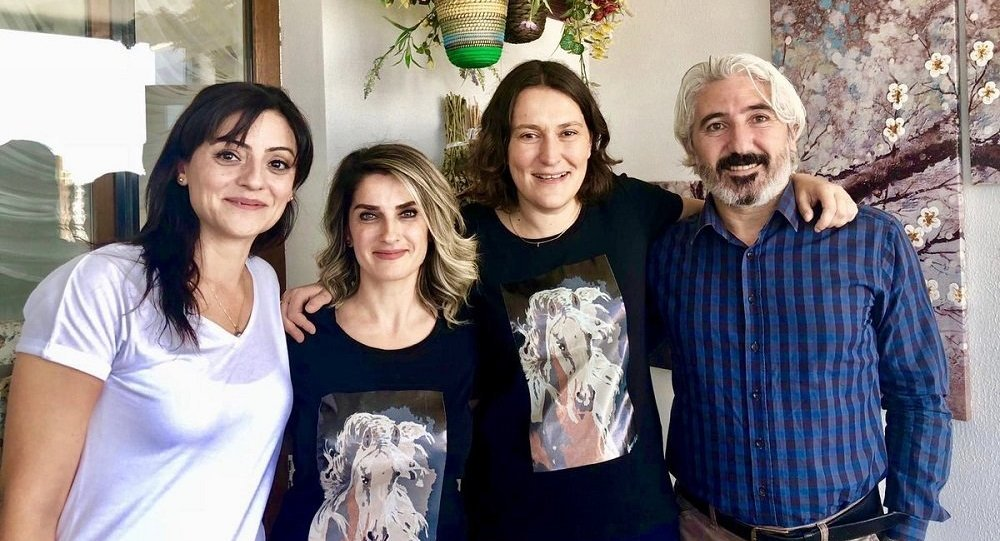 AP Türkiye Raportörü Piri'den Demirtaş ve Türk ailesine ziyaret
