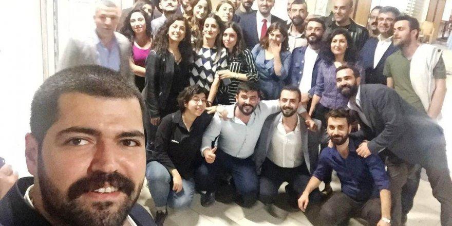 Diyarbakır Barosu'nda görev dağılımı yapıldı