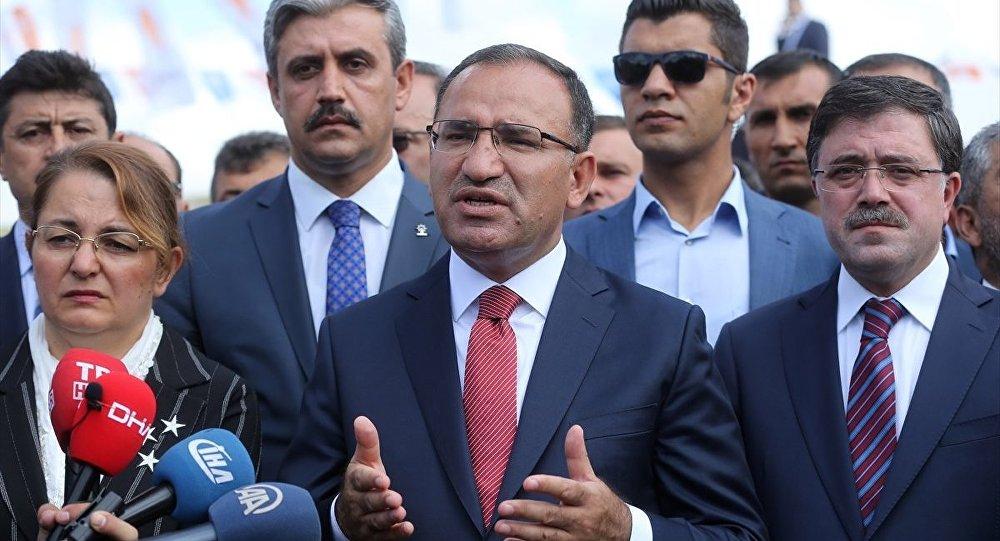 AK Partili Bozdağ: Danıştay sınırlarını aşmış