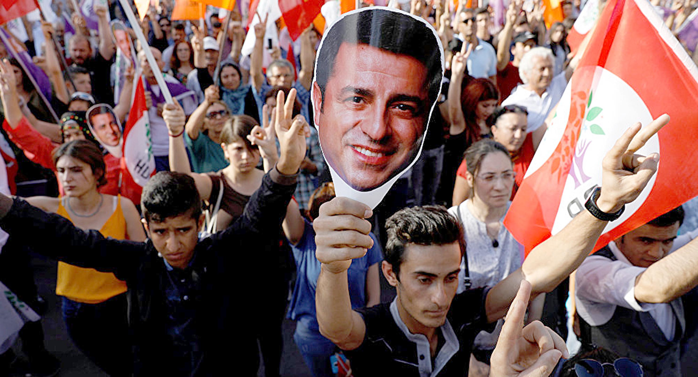 HDP'li Bilgen: Demirtaş tahliye olabilir