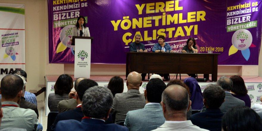 Buldan: Bütün Kürt partileri güç birliği yapmalıdır!