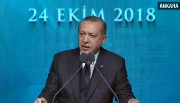 Erdoğan'dan Danıştay'a Andımız fırçası!