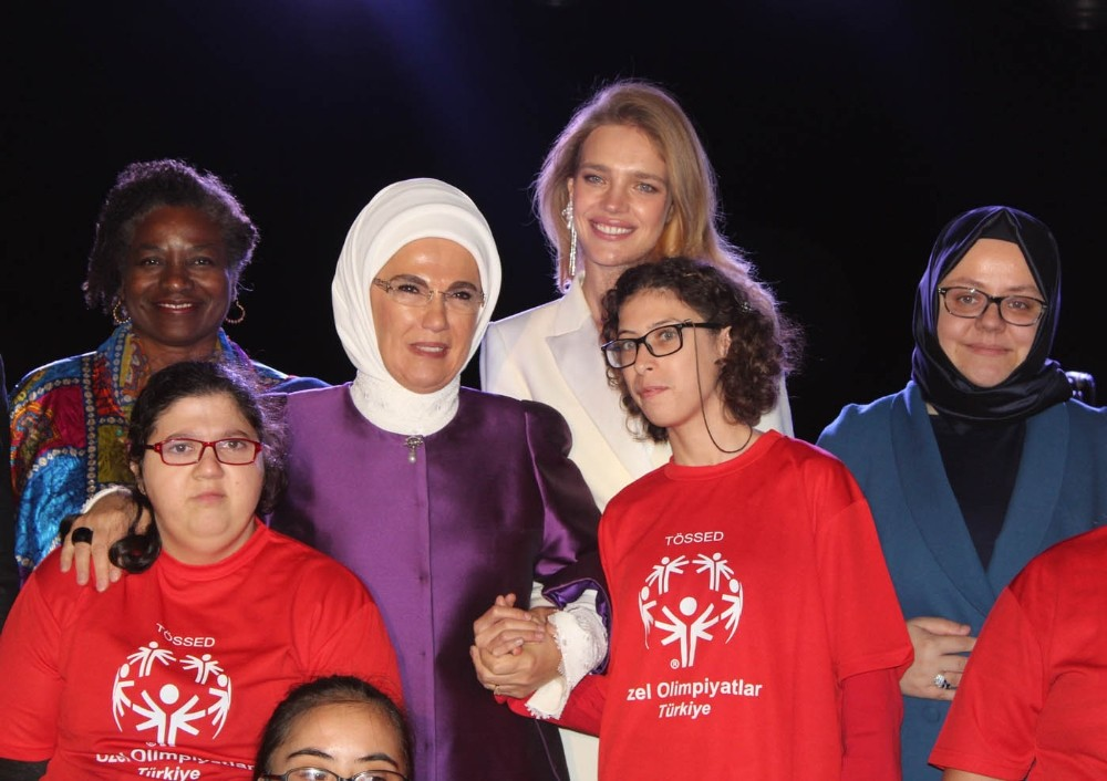 Emine Erdoğan'dan genç kadınlara tavsiyeler