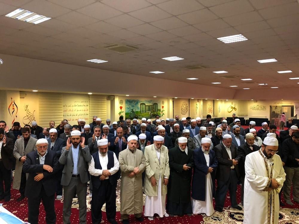 İstanbul'dan gelen din görevlileri Diyarbakır'da buluştu
