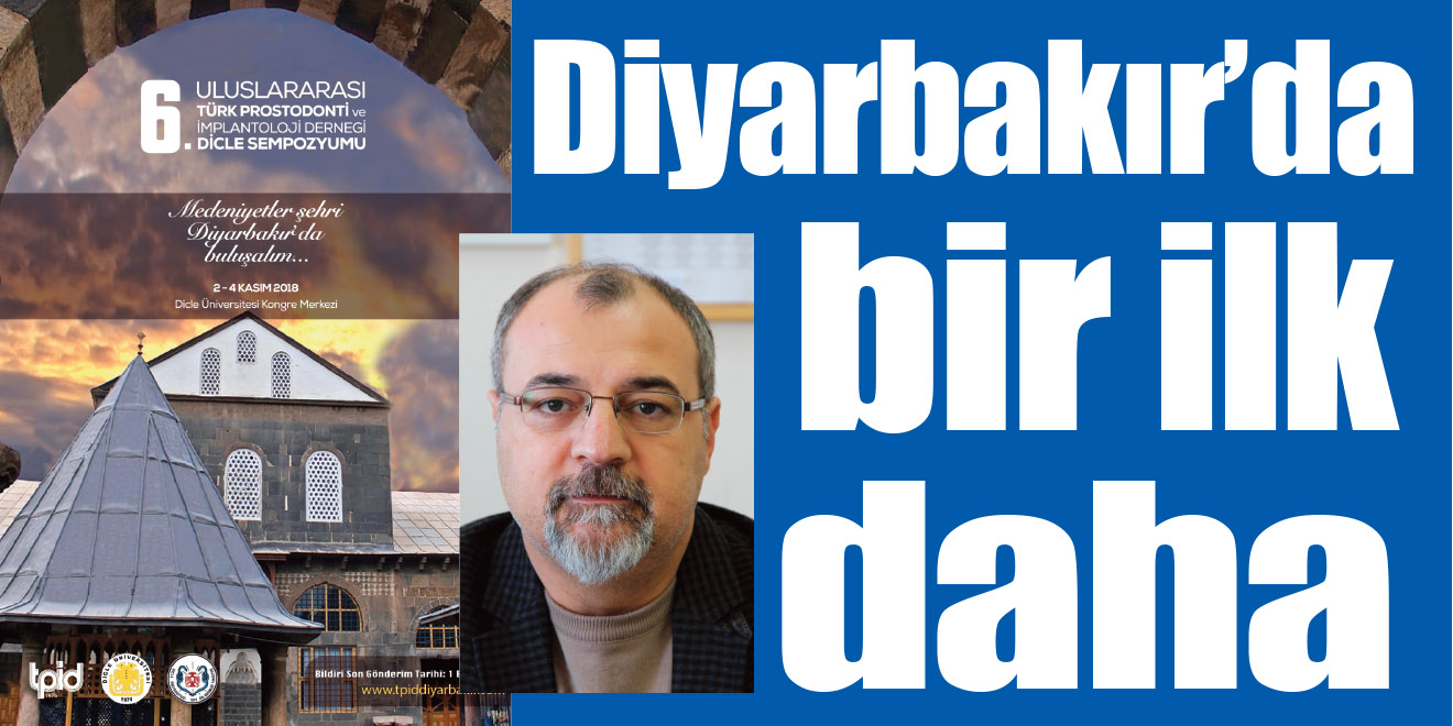 Diyarbakır'da bir ilk daha
