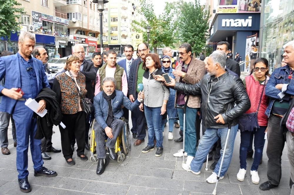 Diyarbakır'da Engelliler Meclisi Kuruluyor